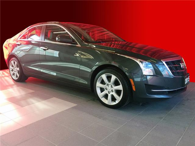 2015 Cadillac ATS 2.0L Turbo (Stk: K21077A) in Listowel - Image 1 of 14