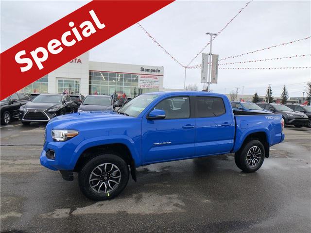 2020 Toyota Tacoma Base (Stk: 200203) in Calgary - Image 1 of 27