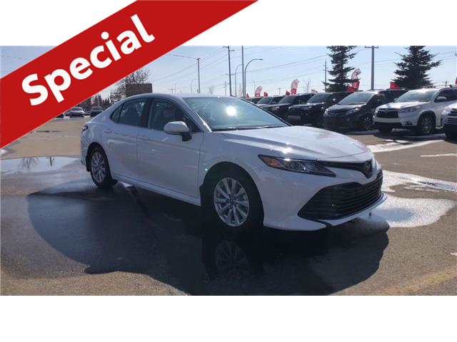2020 Toyota Camry LE (Stk: 200161) in Calgary - Image 1 of 26