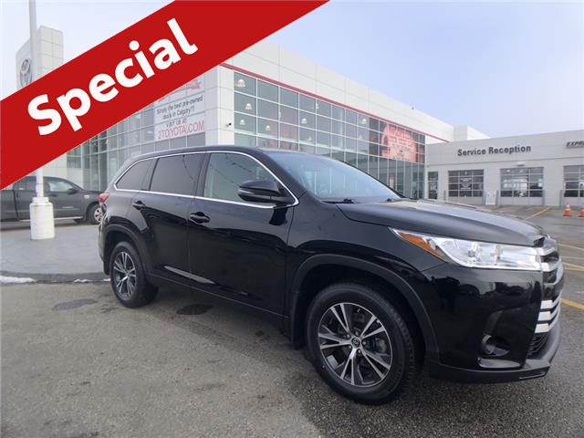 2019 Toyota Highlander LE (Stk: 9156A) in Calgary - Image 1 of 22