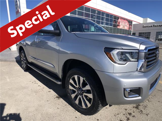 2021 Toyota Sequoia Limited (Stk: 210388) in Calgary - Image 1 of 17
