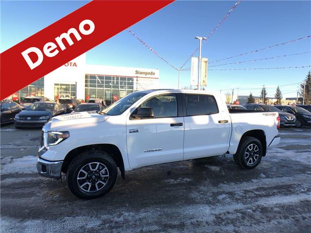 2020 Toyota Tundra Base (Stk: 200235) in Calgary - Image 1 of 27