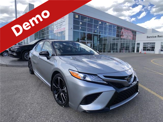 2020 Toyota Camry XSE (Stk: 200780) in Calgary - Image 1 of 19