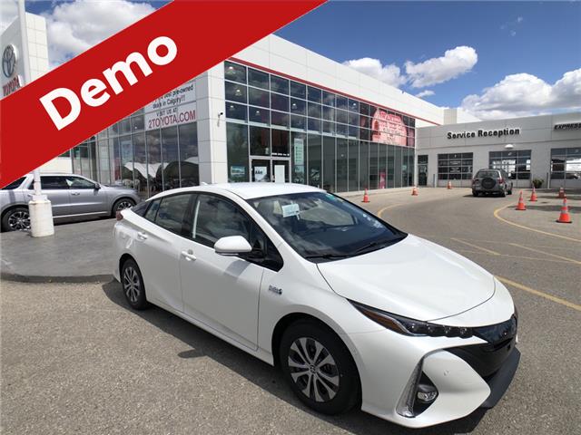 2020 Toyota Prius Prime Upgrade (Stk: 200662) in Calgary - Image 1 of 14