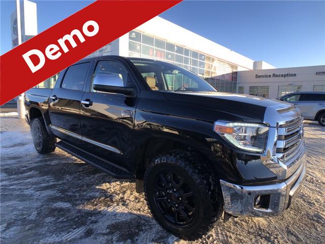 2020 Toyota Tundra Platinum (Stk: 200837) in Calgary - Image 1 of 19