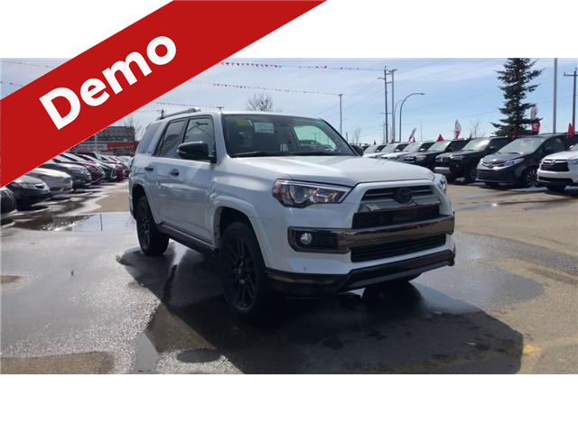 2021 Toyota 4Runner Base (Stk: 210284) in Calgary - Image 1 of 28