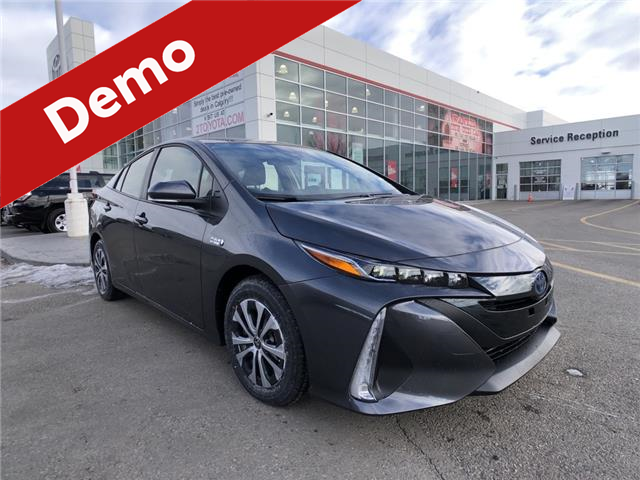 2021 Toyota Prius Prime Base (Stk: 210266) in Calgary - Image 1 of 11