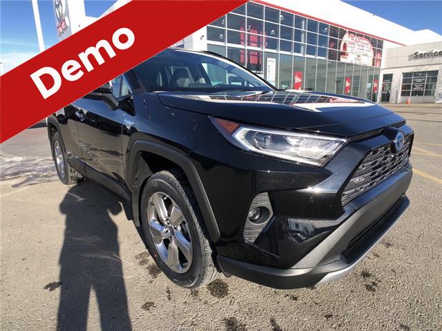 2021 Toyota RAV4 Hybrid Limited (Stk: 210273) in Calgary - Image 1 of 13