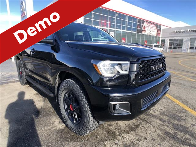 2021 Toyota Sequoia SR5 (Stk: 210163) in Calgary - Image 1 of 11
