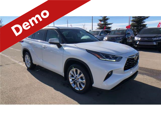2021 Toyota Highlander Limited (Stk: 210317) in Calgary - Image 1 of 27