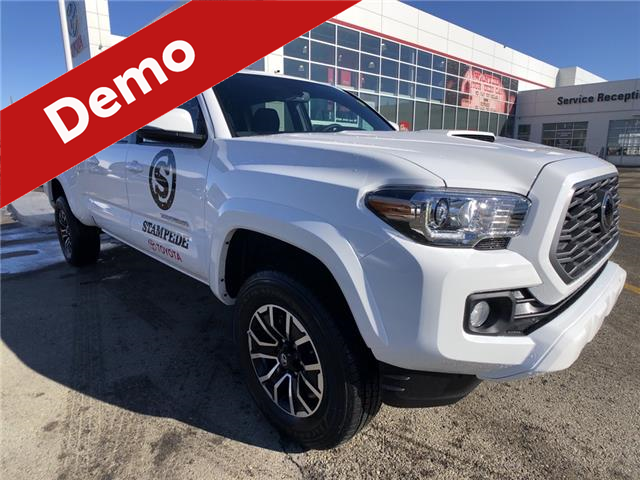 2021 Toyota Tacoma Base (Stk: 210302) in Calgary - Image 1 of 13