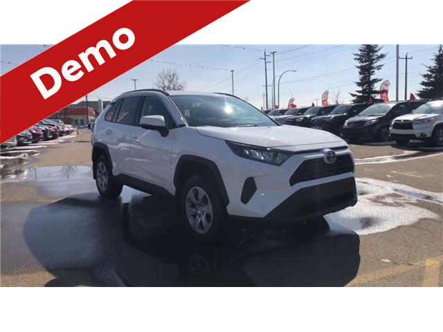 2021 Toyota RAV4 LE (Stk: 210658) in Calgary - Image 1 of 21