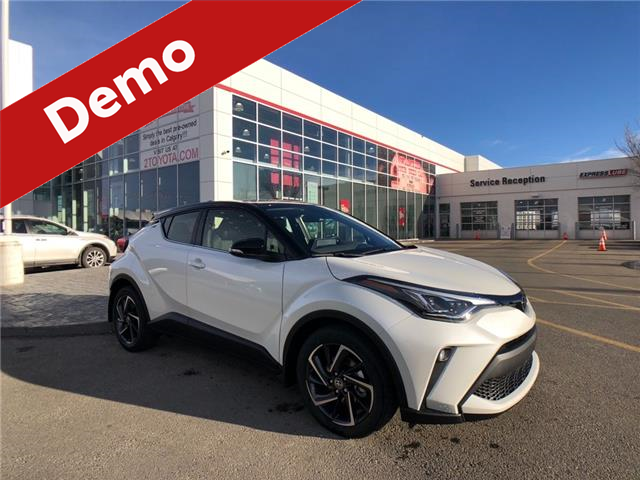 2021 Toyota C-HR Limited (Stk: 210835) in Calgary - Image 1 of 12
