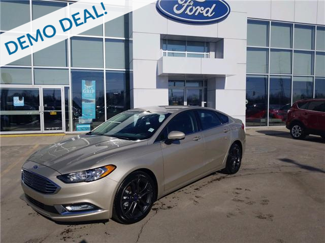 2018 Ford Fusion SE (Stk: 18615) in Perth - Image 1 of 14
