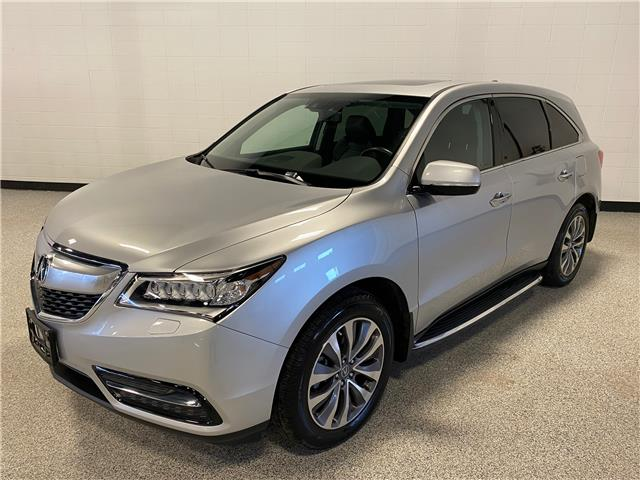 2014 Acura MDX Technology Package (Stk: P12244) in Calgary - Image 1 of 19