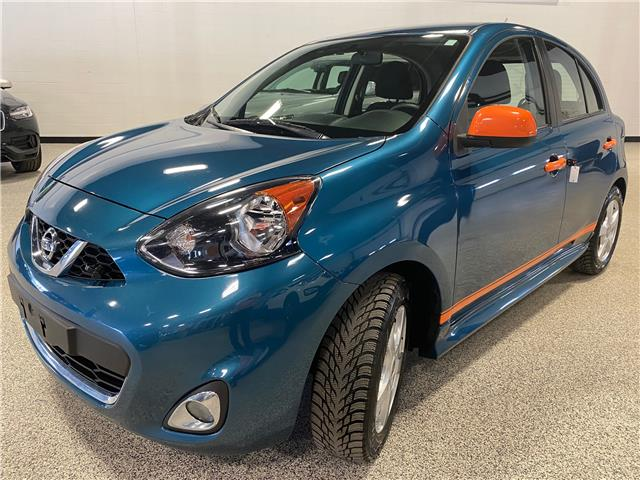 2015 Nissan Micra SR (Stk: P12316BB) in Calgary - Image 1 of 14