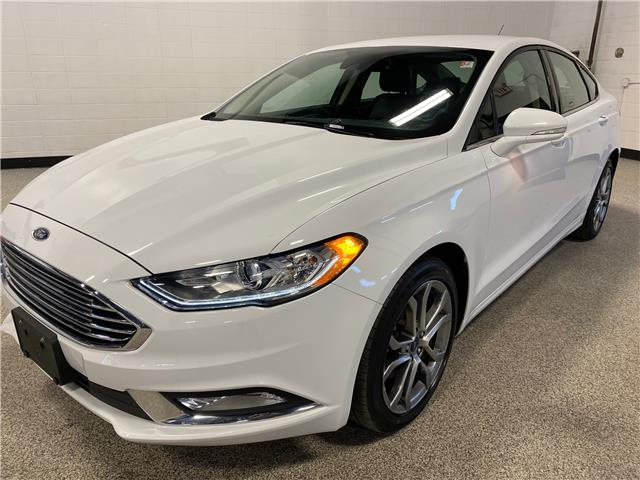 2017 Ford Fusion SE (Stk: P12368) in Calgary - Image 1 of 16