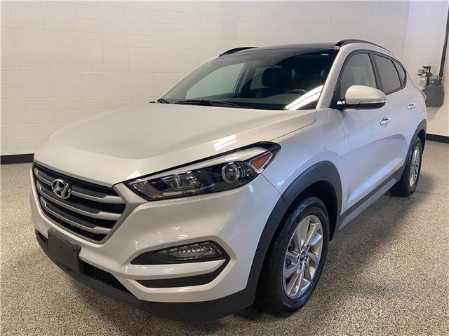 2018 Hyundai Tucson SE 2.0L (Stk: P12287) in Calgary - Image 1 of 16