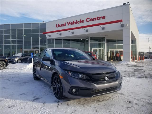 2019 Honda Civic Sport (Stk: U194401A) in Calgary - Image 1 of 28