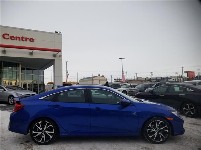 2018 Honda Civic Si (Stk: U204014) in Calgary - Image 2 of 30