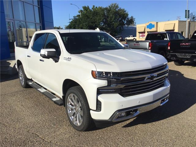 2019 Chevrolet Silverado 1500 High Country (Stk: 207881) in Brooks - Image 1 of 22