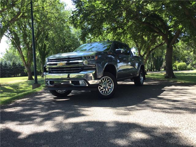 2019 Chevrolet Silverado 1500 LTZ (Stk: 202467) in Brooks - Image 1 of 17