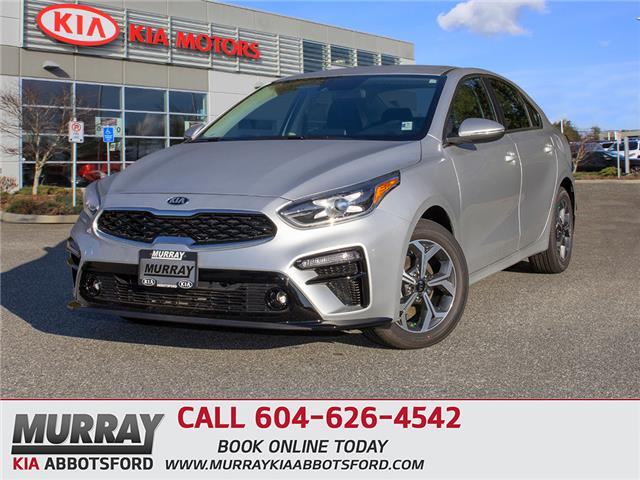 2020 Kia Forte EX (Stk: FR09205) in Abbotsford - Image 1 of 22