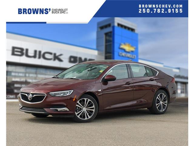 2019 Buick Regal Sportback Essence (Stk: C19-655) in Dawson Creek - Image 1 of 18