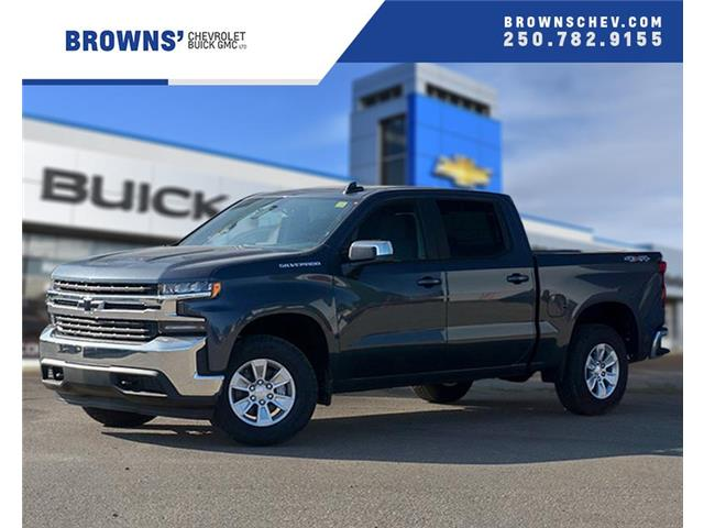 2019 Chevrolet Silverado 1500 LT (Stk: T19-719) in Dawson Creek - Image 1 of 16