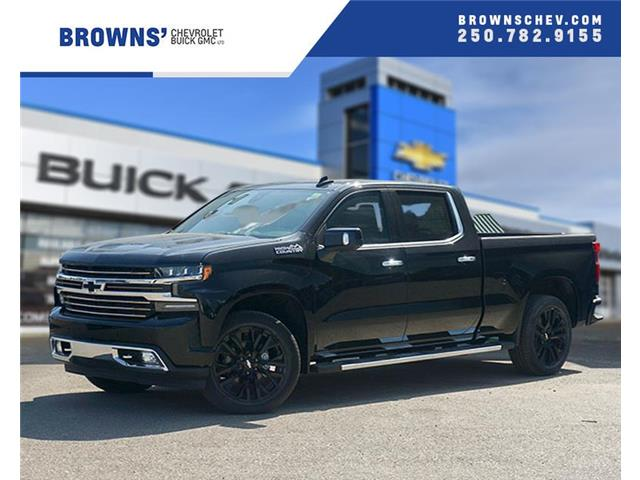 2019 Chevrolet Silverado 1500 High Country (Stk: T19-444) in Dawson Creek - Image 1 of 28