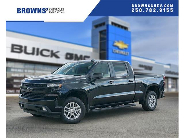 2019 Chevrolet Silverado 1500 RST (Stk: T19-506) in Dawson Creek - Image 1 of 16