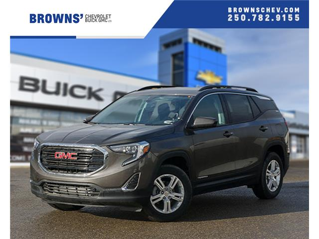 2019 GMC Terrain SLE (Stk: T19-583) in Dawson Creek - Image 1 of 15