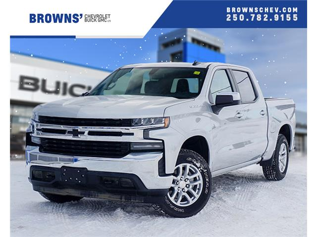 2019 Chevrolet Silverado 1500 LT (Stk: T19-1072) in Dawson Creek - Image 1 of 15