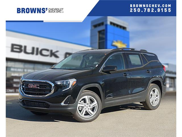 2019 GMC Terrain SLE (Stk: T19-574) in Dawson Creek - Image 1 of 19