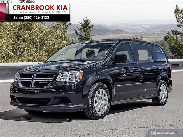 2016 Dodge Grand Caravan SE/SXT (Stk: L1396) in Cranbrook - Image 1 of 25