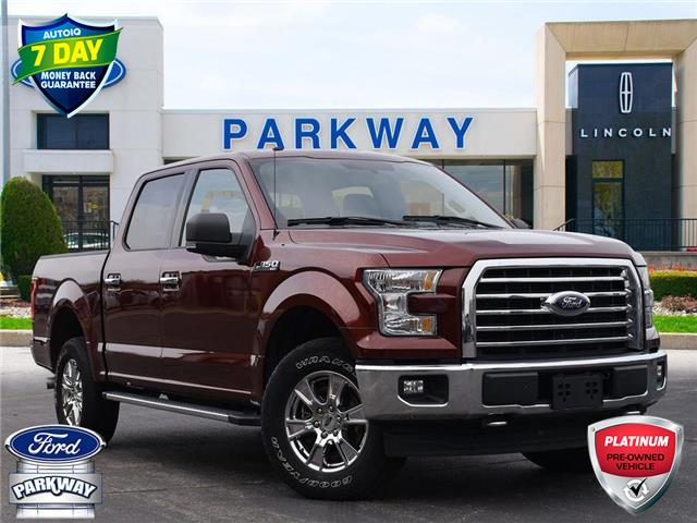 2017 Ford F-150 XLT (Stk: LP0616) in Waterloo - Image 1 of 23