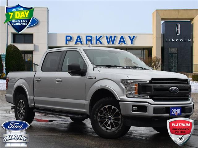 2018 Ford F-150 XLT (Stk: LP0650) in Waterloo - Image 1 of 24