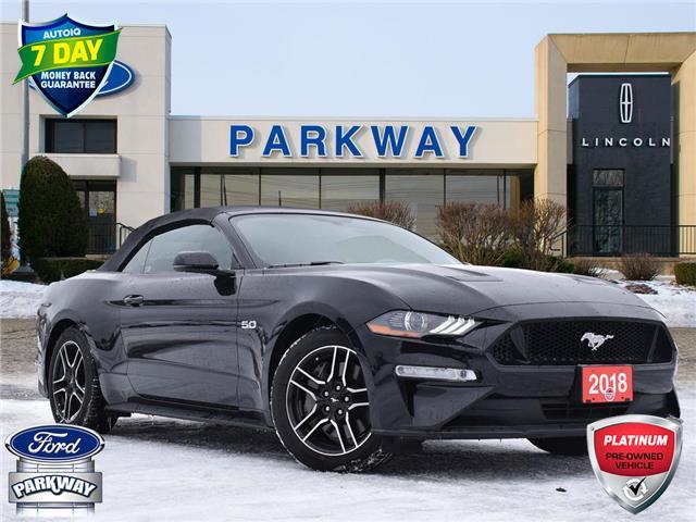 2018 Ford Mustang GT Premium (Stk: P0458) in Waterloo - Image 1 of 20