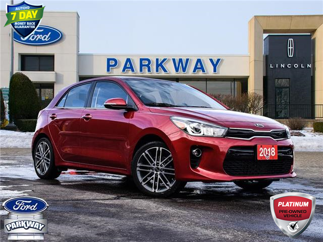 2018 Kia Rio5 EX (Stk: P0714) in Waterloo - Image 1 of 26