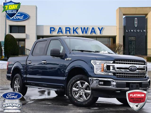 2018 Ford F-150 XLT (Stk: FB034A) in Waterloo - Image 1 of 24