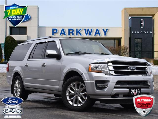 2016 Ford Expedition Max Limited (Stk: DA633A) in Waterloo - Image 1 of 30