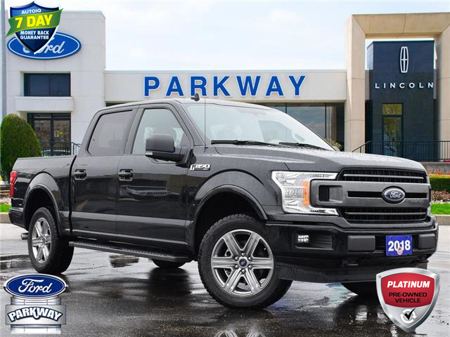2018 Ford F-150 XLT (Stk: FA378A) in Waterloo - Image 1 of 28