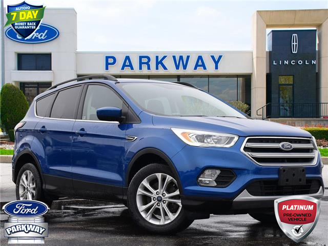 2017 Ford Escape SE (Stk: ZA891A) in Waterloo - Image 1 of 27