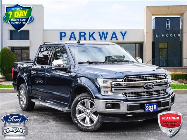 2018 Ford F-150 Lariat (Stk: LP0699) in Waterloo - Image 1 of 27