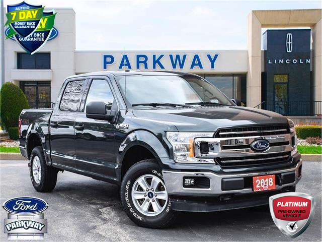 2018 Ford F-150 XLT (Stk: LP0732) in Waterloo - Image 1 of 23
