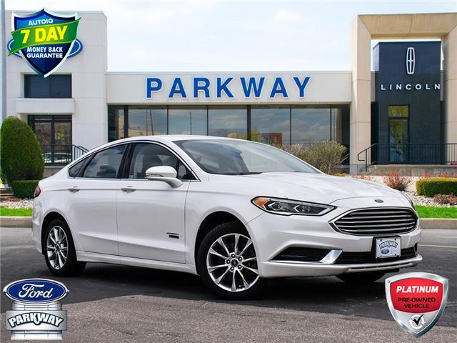 2018 Ford Fusion Energi SE Luxury (Stk: PV0738) in Waterloo - Image 1 of 25