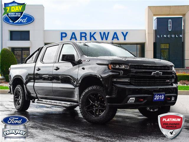 2019 Chevrolet Silverado 1500 LT Trail Boss (Stk: FB641A) in Waterloo - Image 1 of 26