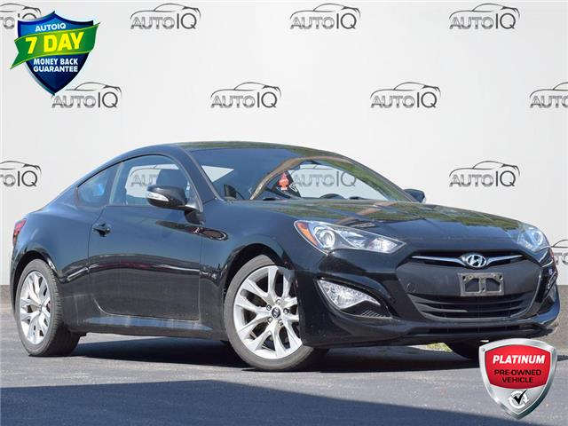 2016 Hyundai Genesis Coupe 3.8 Premium (Stk: MB754A) in Waterloo - Image 1 of 24