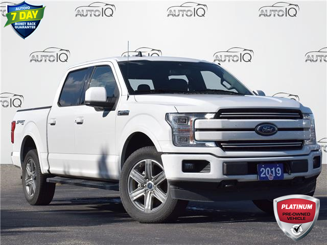 2019 Ford F-150 Lariat (Stk: LP0904) in Waterloo - Image 1 of 9