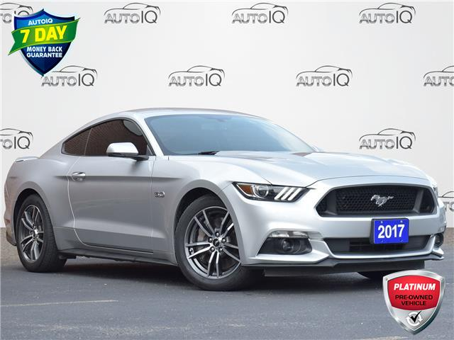2017 Ford Mustang GT Premium (Stk: FB765A) in Waterloo - Image 1 of 14